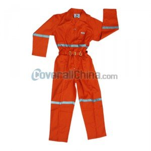 orange boiler suits