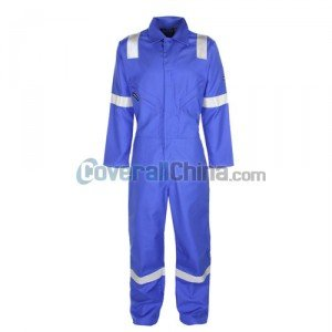 Cotton FR Coverall