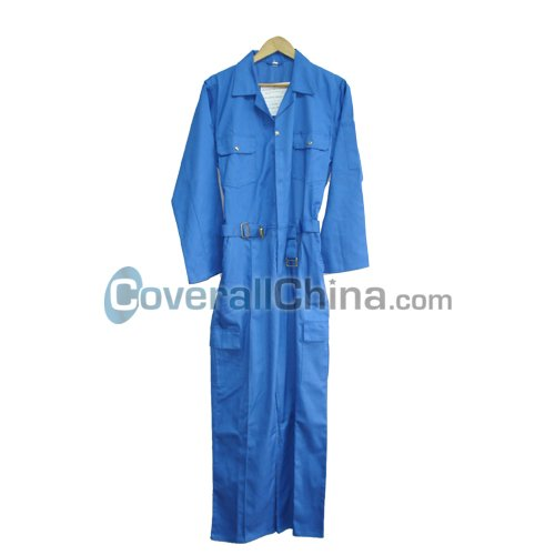 80 polyester 20 cotton coverall- SC038