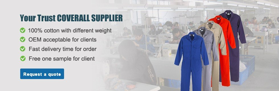 coverall supplier