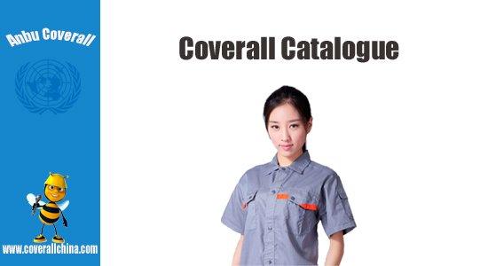 coverall catalog