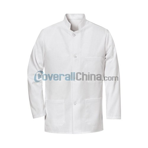 cotton chef coats- CC004