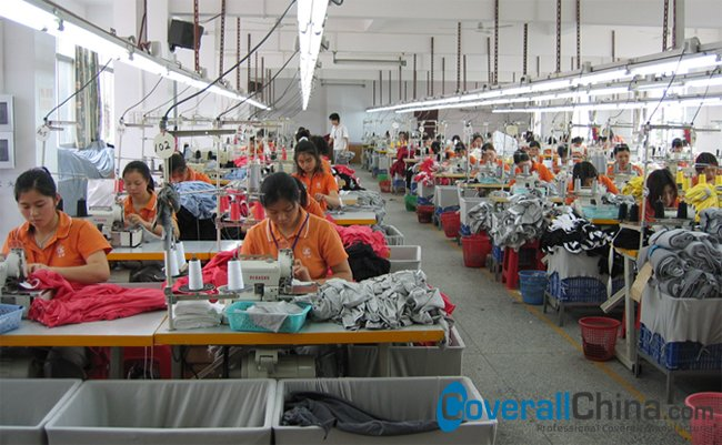 coverall manufacturer
