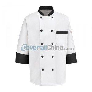 garnish chef coats