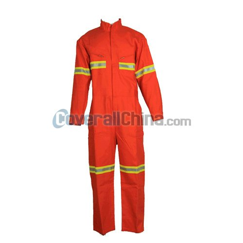 high visibility coverall- SC028