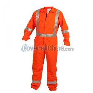oil resistant boiler suit