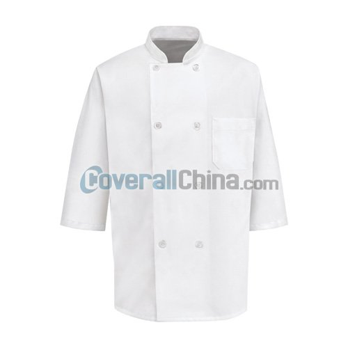 short sleeve chef coats- CC005