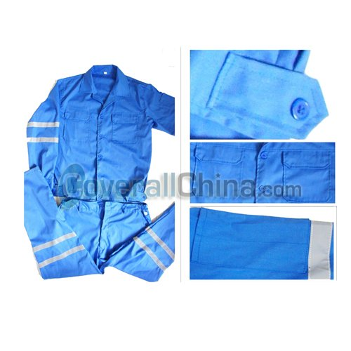 two piece safety coverall- SW015