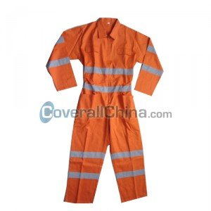 working safety coverall