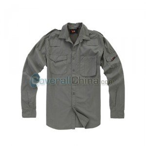 cotton work shirt