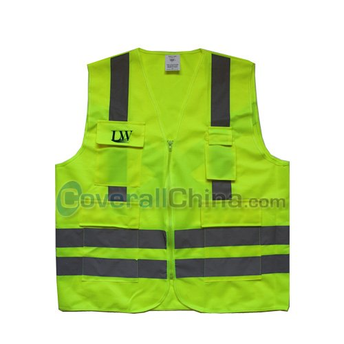 customized safety vests- SV012