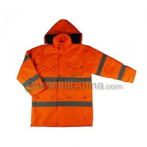 hi vis waterproof jackets