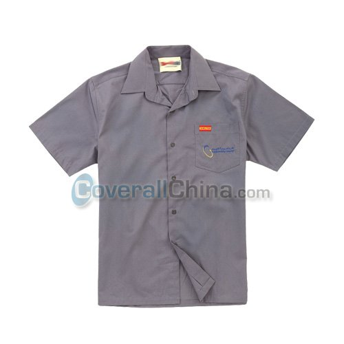polo work shirt- WS004