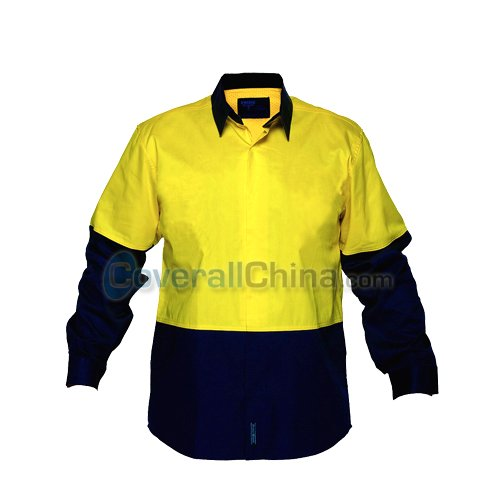 uniform work shirts-WS014